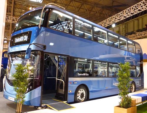 Alexander Dennis Ltd. Enviro400 CiTY on 'Dennis Basford's roadsrailsrunways.blogspot.co.uk'