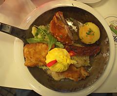 Combination Plate, Munich