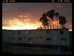Stunning sunset tonight.  #sunset #losangeles
