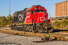 IC 9627 | EMD GP38-2 | CN Fulton Subdivision