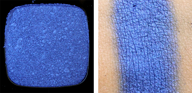 Loreal Color Riche Pop 405 The Big Blue swatch