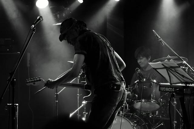 ファズの魔法使い live at 獅子王, Tokyo, 02 Sep 2015. 077