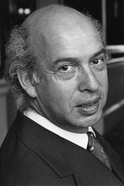 Sir Claus Moser, Chairman of the Royal Opera House 1974–87. Photograph by Donald Southern © Royal Opera House