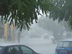Ισχυρή καταιγίδα, Δεκαπενταύγουστος, Ψίνθος 2015