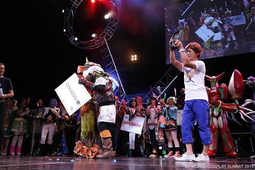 World Cosplay Championship 2015