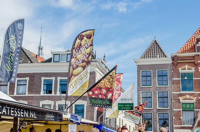 Mercado de Leiden