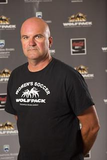 Mark MacKenzie (Asst Coach 2015-16 Snucins)