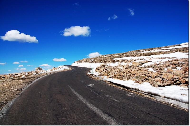 Mount Evans road (Hwy 5) 19