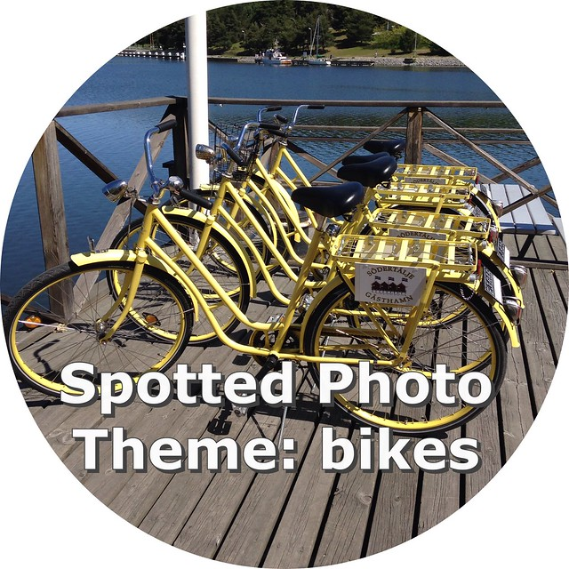 Spotted Photo Theme: Bicycle Love