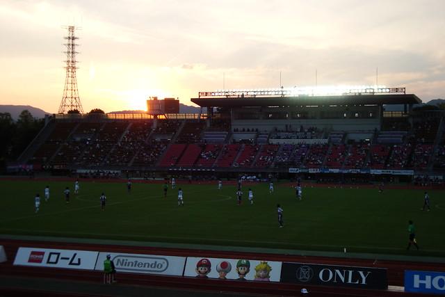 2015/09 J2第33節 京都vs岡山 #08