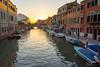 Sunset In Murano by TGSnapshot