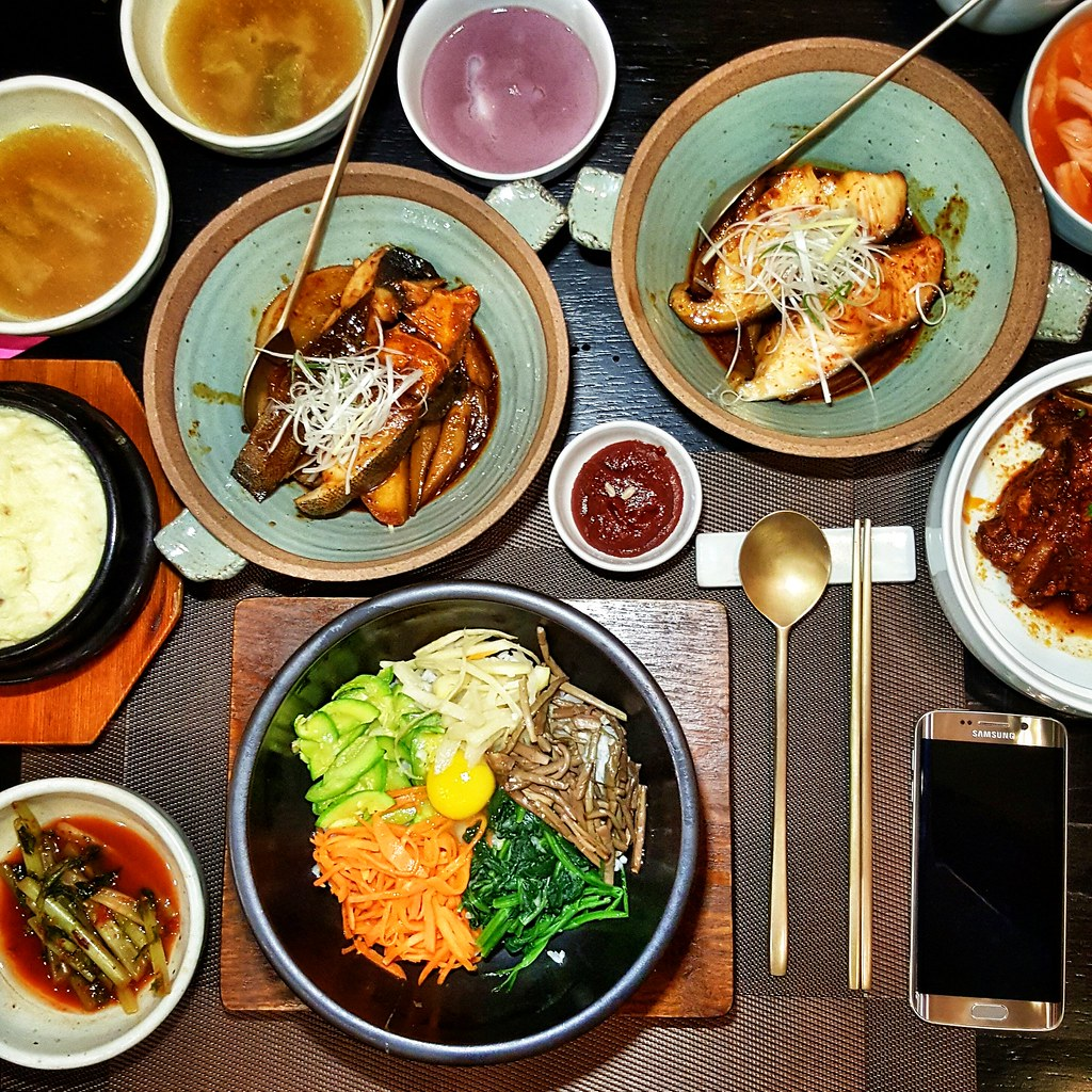 Samsung SEA Korea Tour 2015: Bistro Seoul