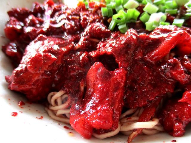 Hua Kwong Corner ang chao pork