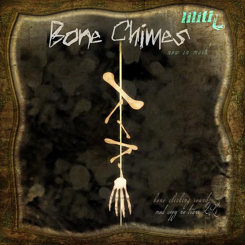 LD bone chimes (mesh)