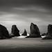 Bandon Beach: Study III - 2:1 by Jeff Gaydash