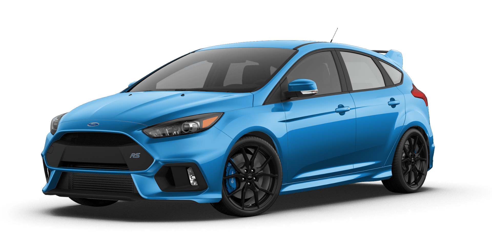 What Color Is Your Focus Rs Going To Be