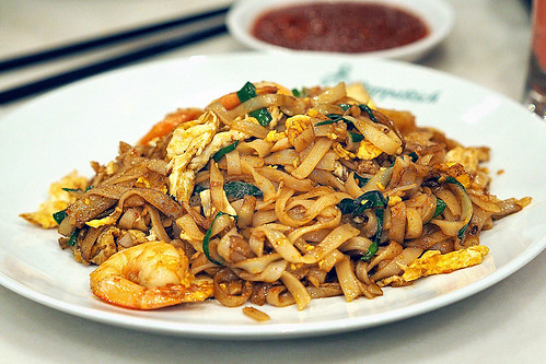 Sydney Food Blog Review of Pappa Rich, Parramatta: Char Kway Teow | by insatiablemunch