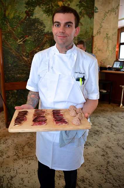 cafe pinot chef joe vasiloff