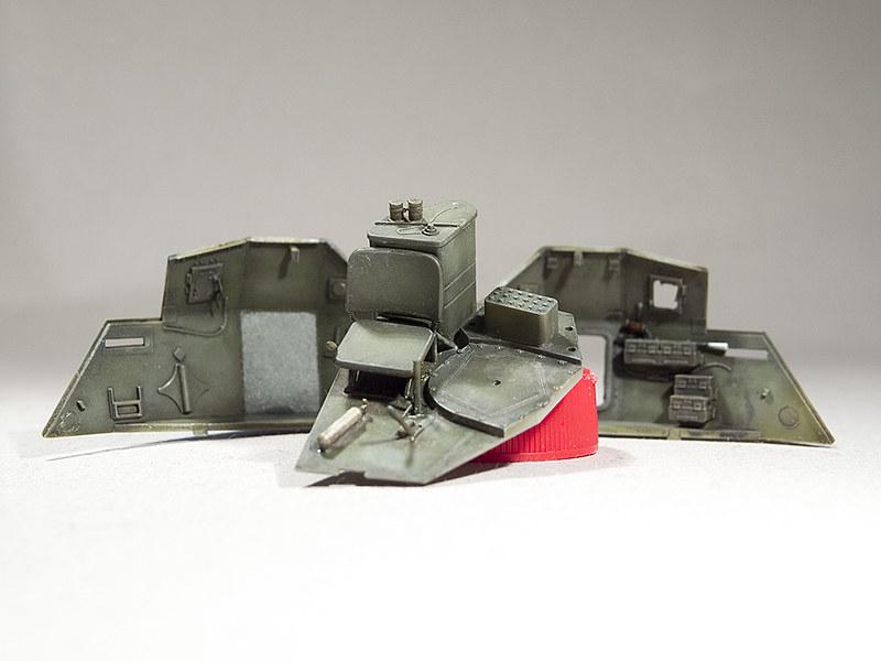 Projet Normandy : Dingo MK.III // Miniart // 1/35 21790866929_c55fa06dc7_c