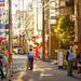 Before sunset 日落之前的祇園小巷弄  Japan Kyoto . 日本.京都DSC_7398 by Ming - chun ( very busy )
