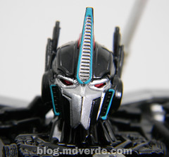 Transformers Nemesis Prime Voyager - Transformers Prime First Edition Custom - modo robot