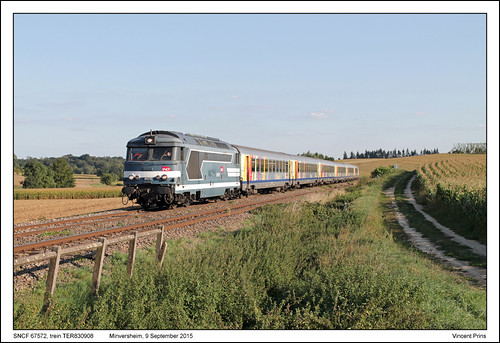 SNCF 67572 - Minversheim - TER830908 (09-09-2015)