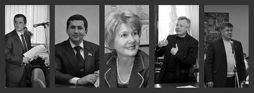Нова міська рада: 42депутативідсеми партій