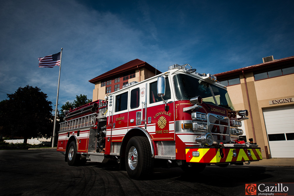 Engine 47 - 2015 Pierce Fire Engine