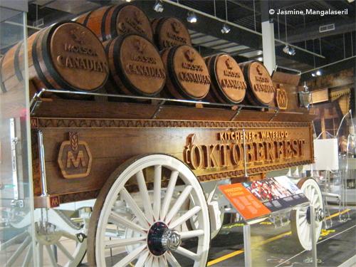 KW Oktoberfest Wagon