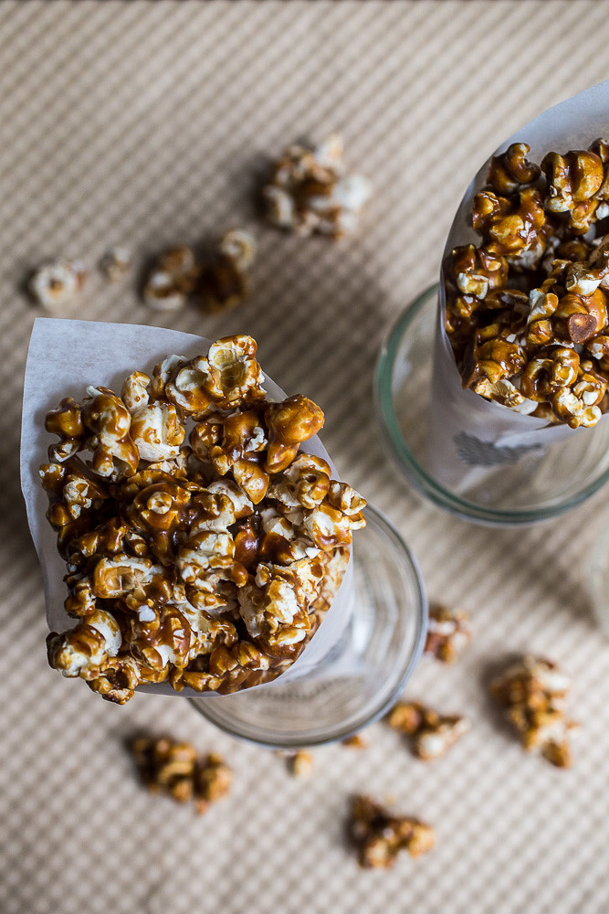 Snickerdoodle Caramel Corn