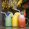 Fresh fruit Juices! Delicious!!