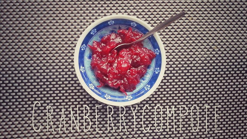 Wintergroenten en winterfruit - cranberry