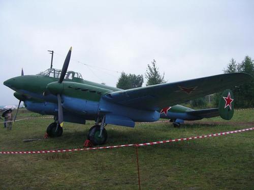 Петляков Pe-2