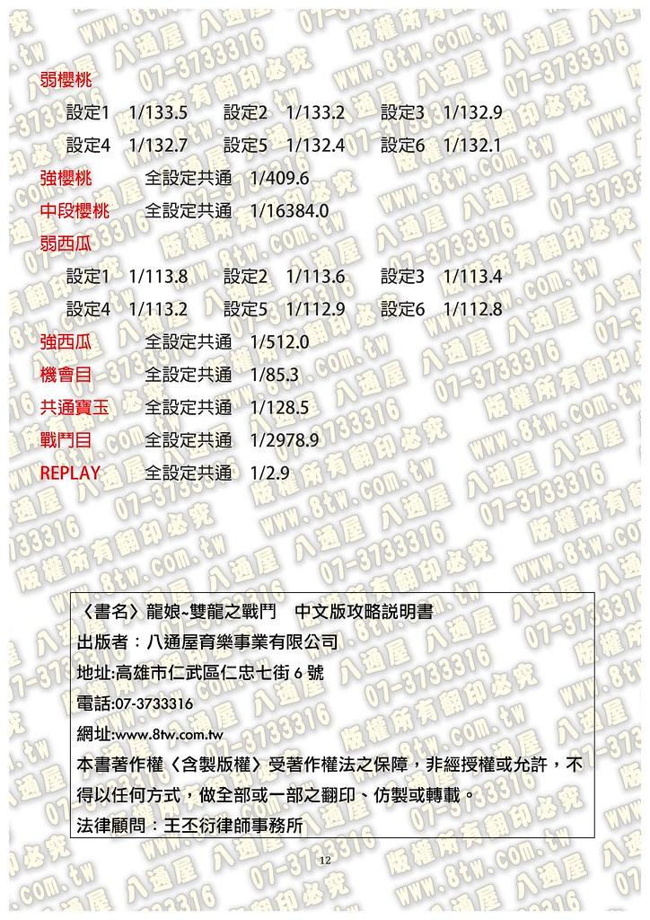 S0264龍娘 雙龍之戰鬥中文版攻略_Page_13