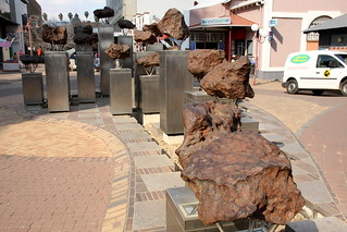 Image of  Meteorites. namibia windhoek
