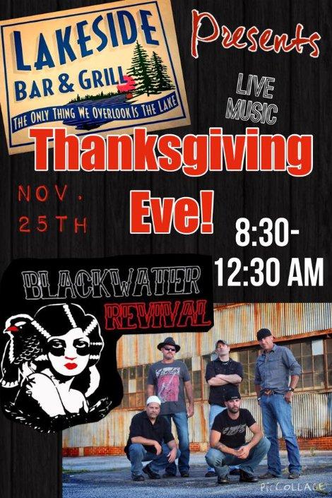Blackwater Revival 11-25-15