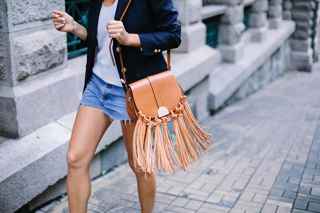 DIY Tassel Bag