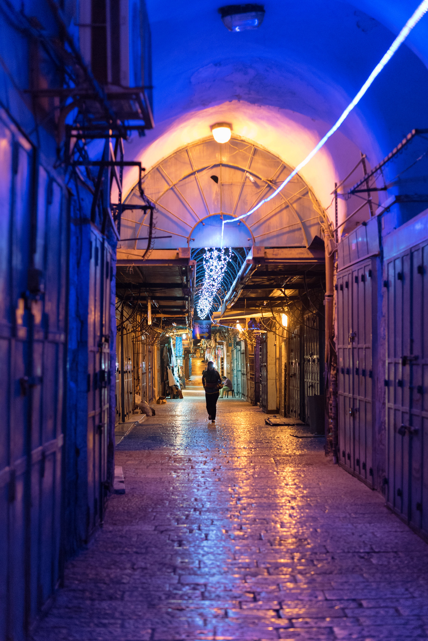 Old City Purple Alley