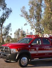 LAFD Unveils New 'Fast Response Vehicle' Pilot Program