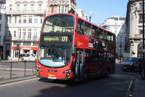London Central WVL277 LX59CYS