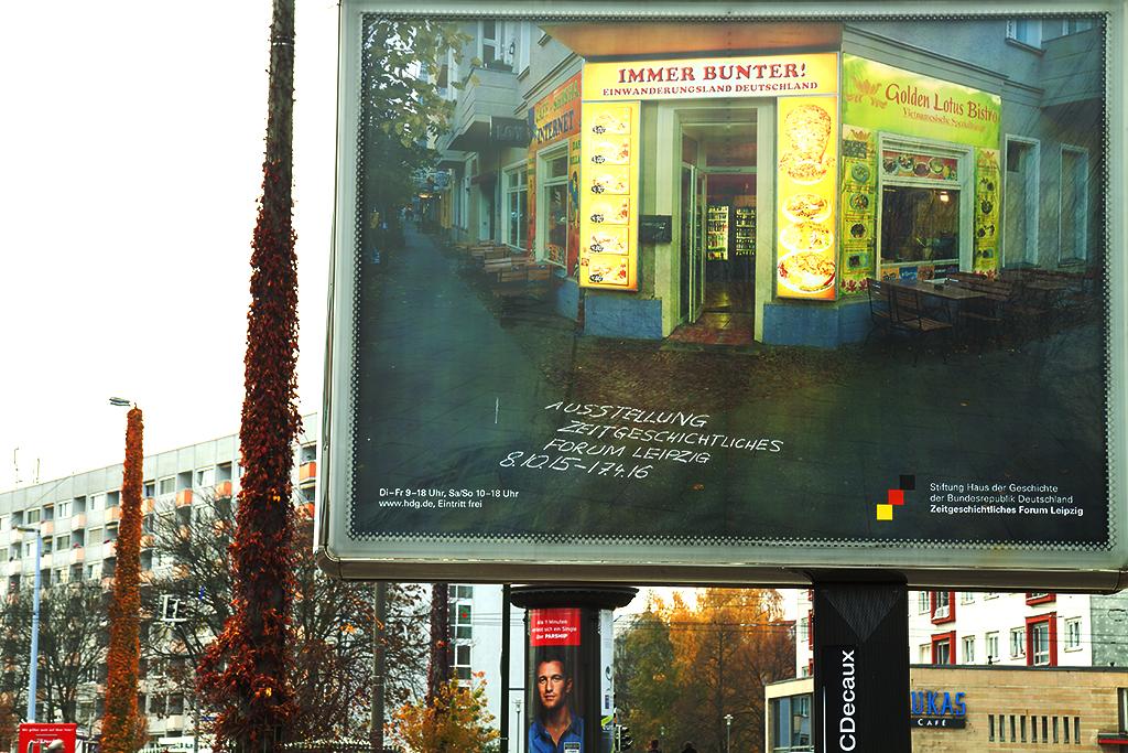 IMMER BUNTER--Leipzig