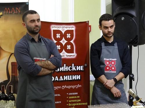 Кіно і вино зближували рівнян з грузинами