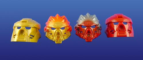 Tahu Mask Comparison