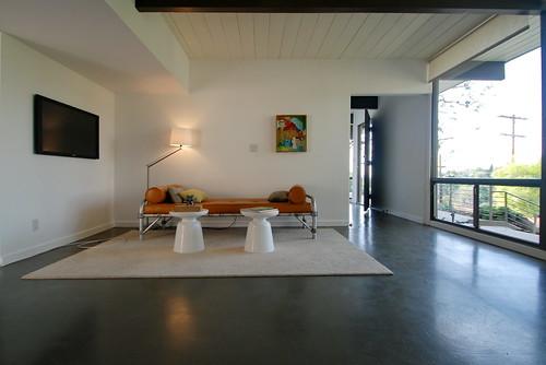 Garcetti-Wakefield Residence, Daniel L. Dworsky AIA 1953; Elissa Scarfano (Remodel) 2012