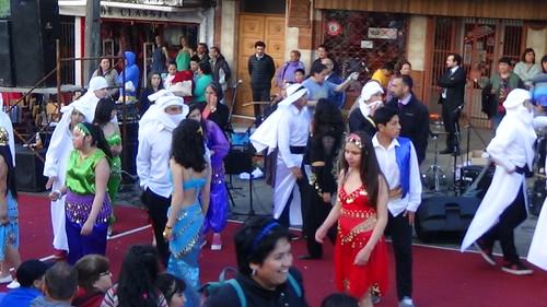 """carnaval 2015 """"Culturas del Mundo"""""""