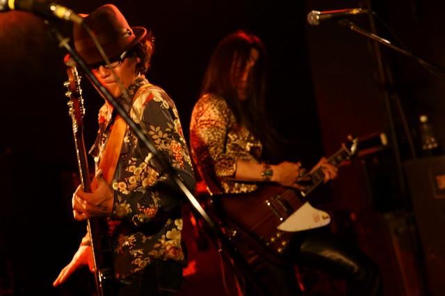 ROSE HIP GARDEN live at Adm, Tokyo, 18 Dec 2015. 330