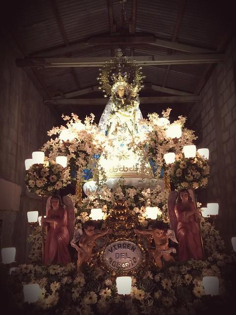 Virgen del Rosario 2015