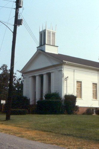 Autaugaville United Methodist Church / P1983-0710a080-s13