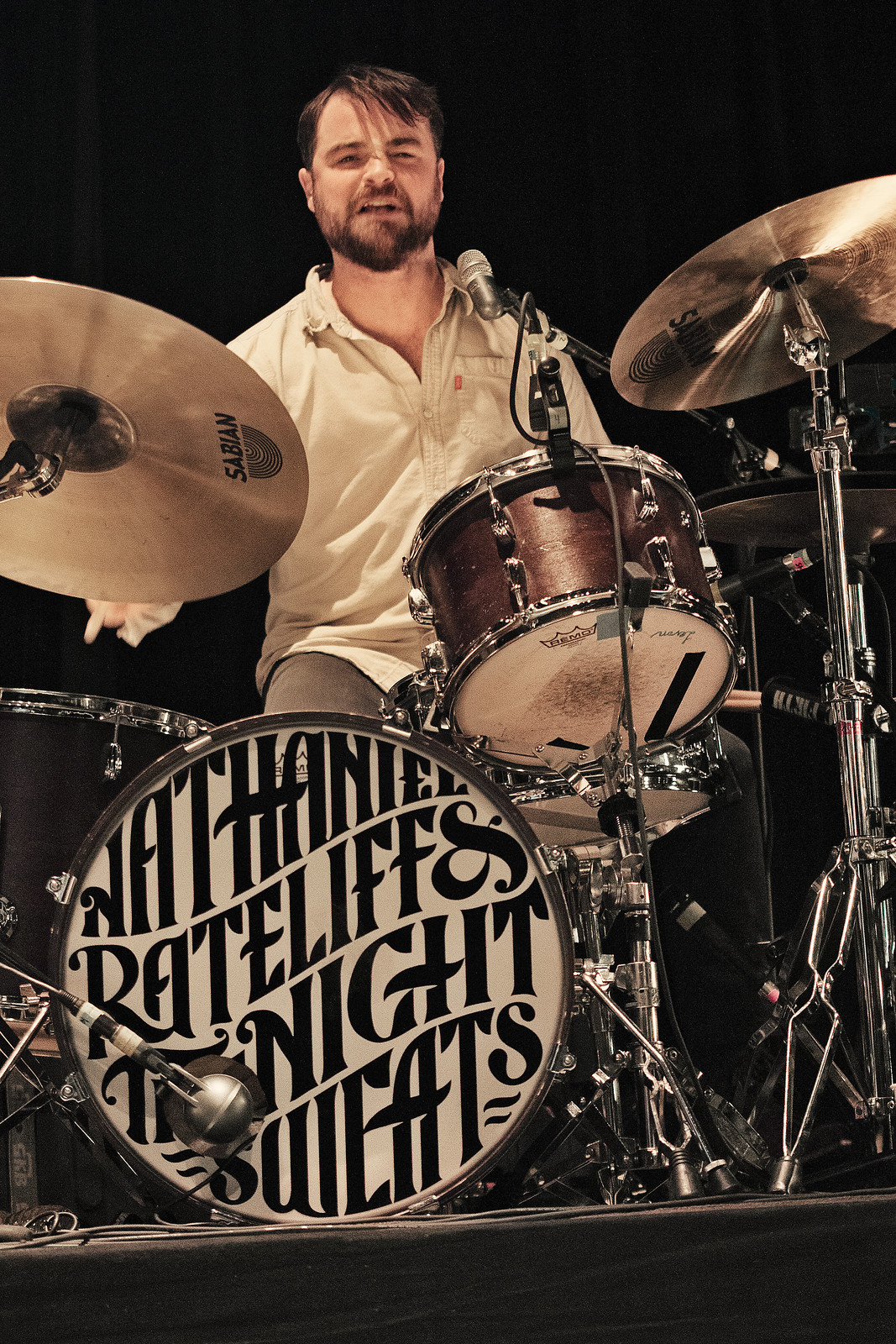 Nathaniel Rateliff & Night Sweats - Ogden Theatre, Denver