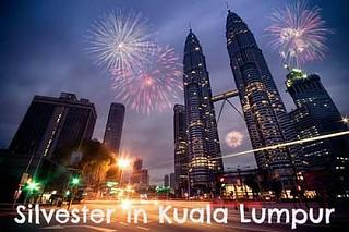 Silvester in-Kuala Lumpur Malaysia